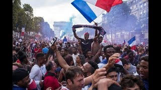 La coupe du monde de football- sport for the masses