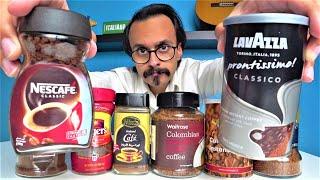 هل قهوة نسكافيه هي أفضل قهوة سريعة التحضير في السعودية Youtube