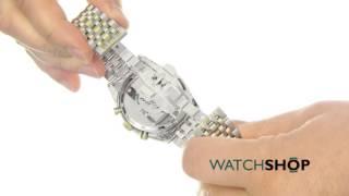emporio armani men s chronograph watch ar6088