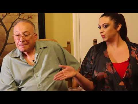 George about Leah Remini's treatment of husband Angelo Pagan and other family