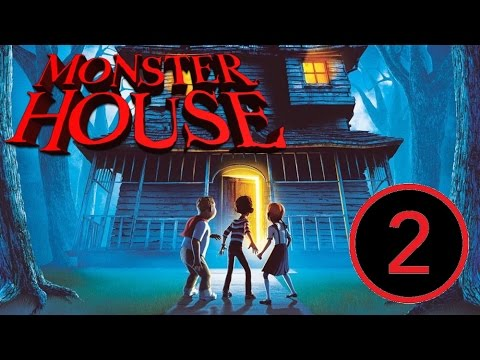 Monster House (GBA) #2: Higher And Higher We Go
