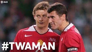 DID ROY KEANE REALLY SAY THAT?! #TWAMAN
