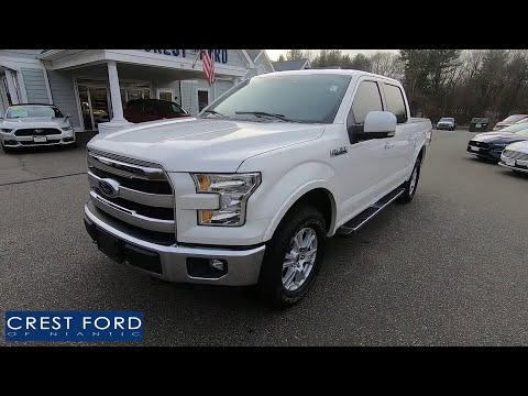 2016 Ford F 150 Niantic New London Old Saybrook Norwich Middletown Ct F2181n