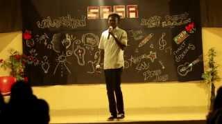 "SASA @ International Community School - Psalm One: ""Talent"""