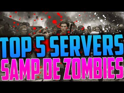 TOP SERVERS ZOMBIE DE SAMP 0.3.7 HD 2016