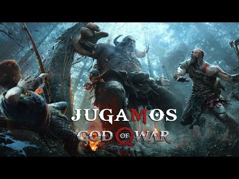 Jugamos el épico God of War