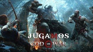 Jugamos el épico God of War