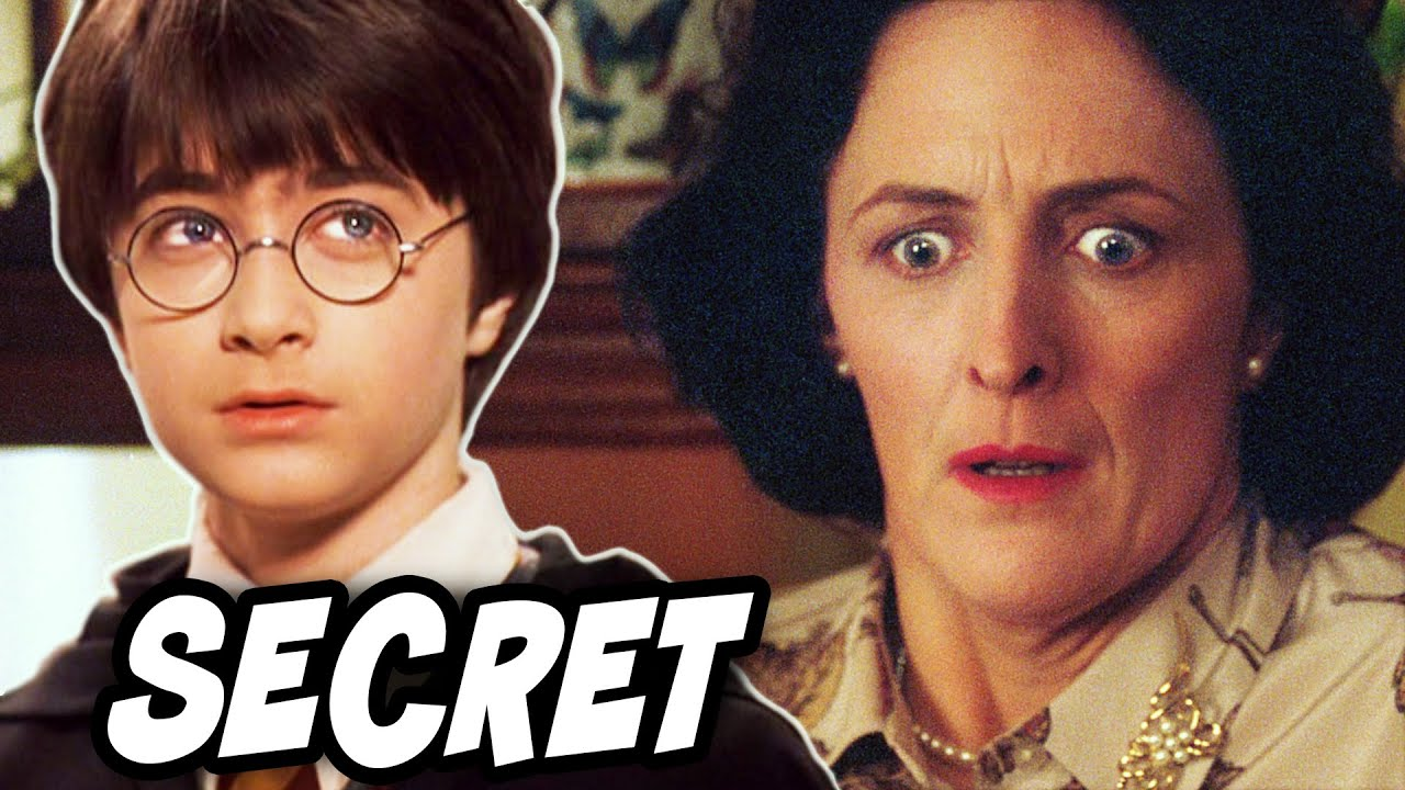 Download Petunia Dursley's BIGGEST Secret - Harry Potter Explained