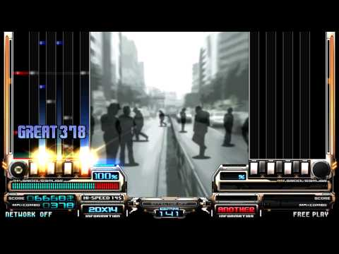 Akira Yamaoka - Playback Hate You, 141BPM. Genre, Ogura Techno   ^^ IIDX14 Gold ^^ 【BMS】