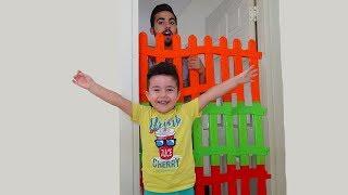 Yusuf Yaramazlık Peşinde! Dayısına Şaka Yaptı   Eğlenceli Çocuk Videoları