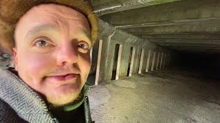TUNNELS UNDER THE BALD MOUNTAIN | LOOKING FOR GOLD !!