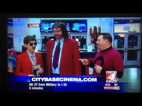 Anchorman 2 WOAI Live shot segment 2