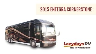 2015 Entegra Cornerstone Luxury Motorhome RVs for sale at Lazydays The RV Authority