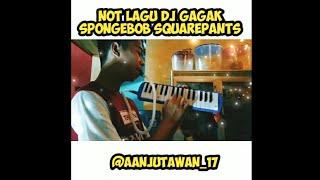 Download Not lagu Dj Gagak - Spongebob Square pants