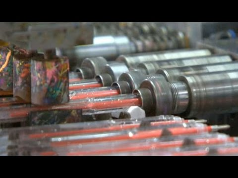China makes breakthroughs in domestically producing own steel pen nibs