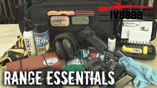 What's in Your Range Bag?