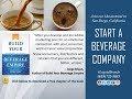 Develop a unique value proposition to make your beverage different, better, unique