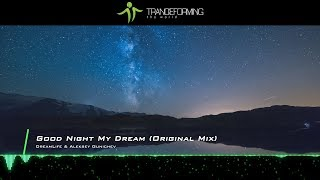 DreamLife & Aleksey Gunichev - Good Night My Dream (Original Mix) [Music Video] [Abora Skies]