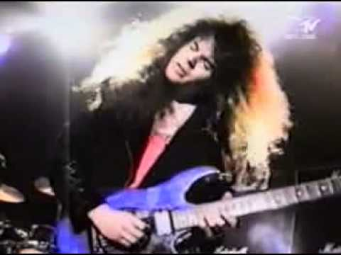 Vinnie Moore - Meltdown 1991 Official Video (HQ Audio)