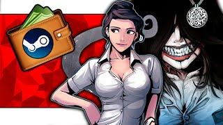 ЧТО КУПИТЬ на распродаже в STEAM на Хэлоуин Top 9 выгодных и интересных предложений хоррор игр