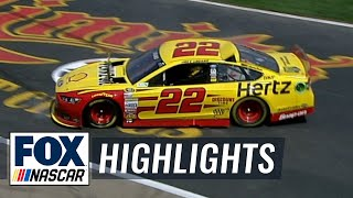 Texas Spring Race Highlights - 2014 NASCAR Sprint Cup