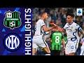 Sassuolo 1-2 Inter | Dzeko leads Inter's comeback | Serie A 2021/22