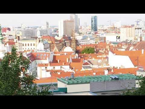 Что посмотреть в Братиславе за 2 дня. VLOG 1 | Дорога к Замку | Братиславский Град