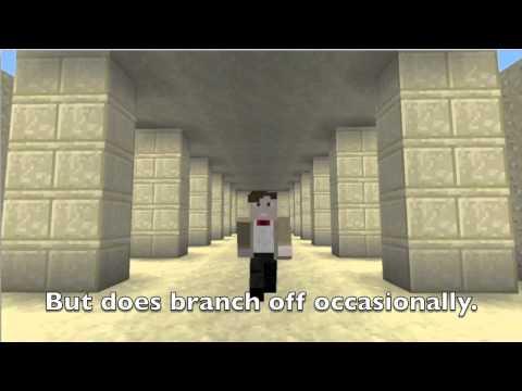 Minecraft Djoser's Step Pyramid