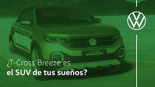 T Cross Breeze | Volkswagen
