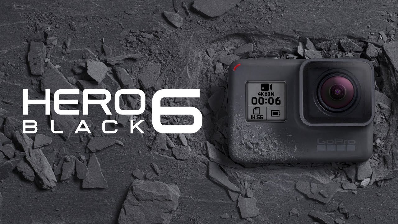 GoPro Hero6 Black Vs Hero5 Black: What's The Difference?