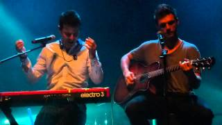 Nick & Knight Montreal - If You Go Away/I Want It That Way