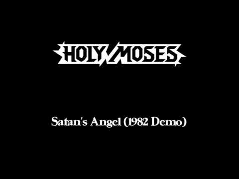 HOLY MOSES - Satan's Angel (Full Demo) 1982