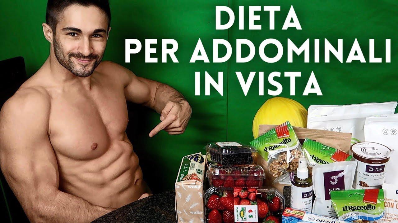 dieta per definizione addominale