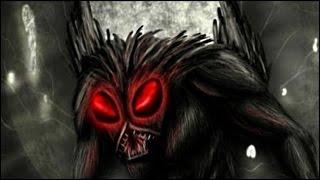 Mann-Motte - eine Legende oder eine reale Bedrohung (Doku Hörspiel)