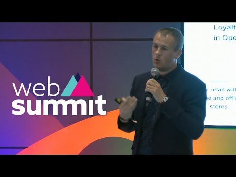 How We Redefine Loyalty Solutions - Tom Karwatka @ Web Summit 2017