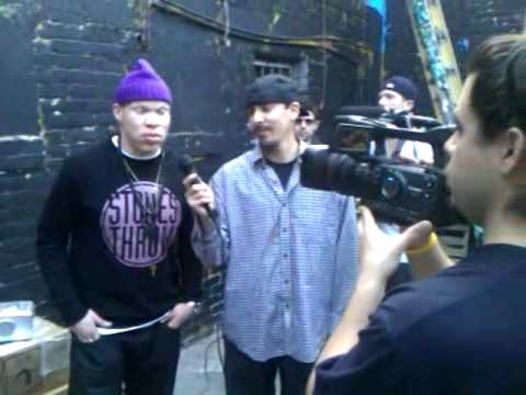 Strong Arm Steady & The Sickside - KRONDON Interview