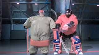 Sports Science- A Sumo Goalie