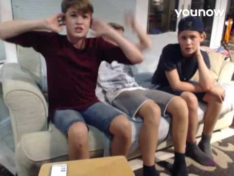 LIVE on YouNow September 24, 2016