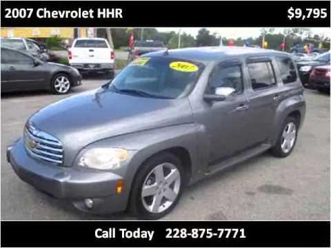 2007 Chevrolet HHR Used Cars Ocean Springs MS