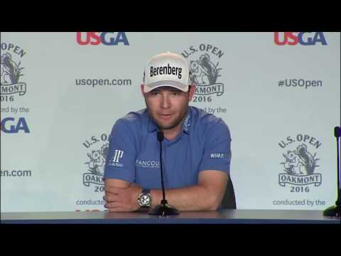 Branden Grace: Pre-Championship Press Conference