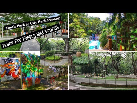 Youth Park @ City Park, Penang - Malaysia State