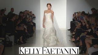 Kelly Faetanini ~ Fall 2014 Bridal Runway Show (Oct. 11, 2013)