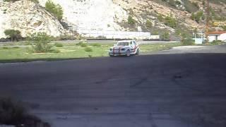 starlet 2 0L FIA RALLY CAR