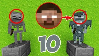 10 ФАКТОВ О СКЕЛЕТАХ В МАЙНКРАФТЕ   Minecraft ФАКТЫ