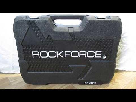 ОнлайнТрейд.ру - Набор инструментов Rock Force RF-38841