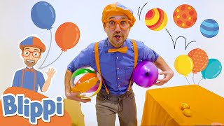The Blippi Velocity Race!   Science Videos For Kids   Educational Videos For Toddlers