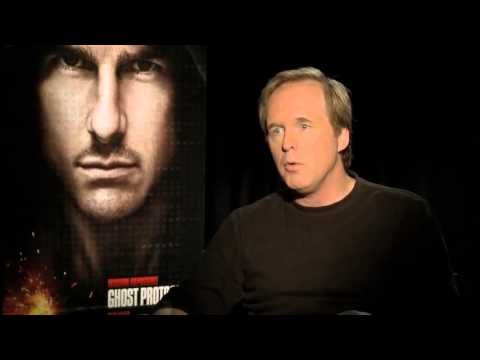 Mission: Impossible - Ghost Protocol IMAX Featurette With Director Brad Bird