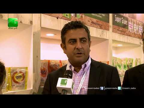 Rohit Mehrotra, Director - Organic Tattva In Organic World Congress 2017 On Green TV