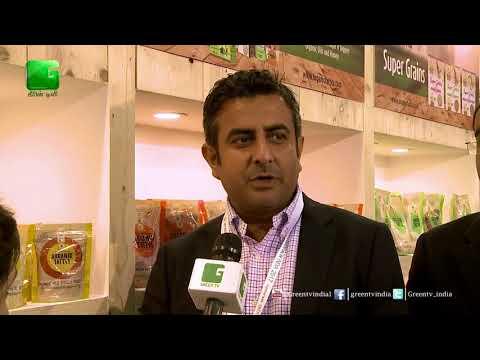 Rohit Mehrotra, Director - Organic Tattva In Organic World Congress 2017 On Green TV