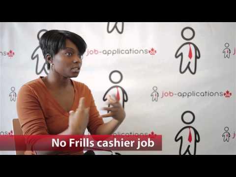 No Frills Cashier Job 2